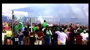 Феновете на Панатинайкос посрещат попълнение Джибрил Сисе