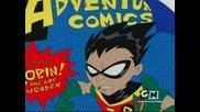 Teen Titans - 2x11 - #24 -fractured