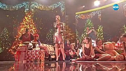 Мирослава - Have Yourself a Merry Little Christmas - X Factor - Коледен концерт (24.12.2017)
