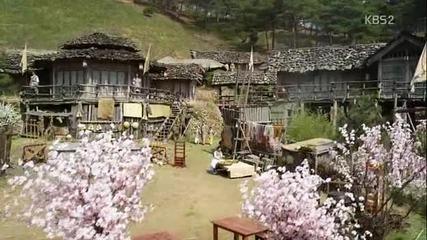 Бг субс! The Fugitive of Joseon / Беглецът от Чосон/ епизод 12 част 1/2