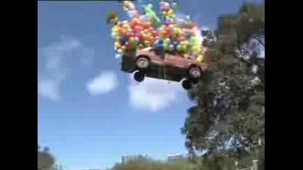 Ето Как Може Да Накарате Колата Си Да Лети