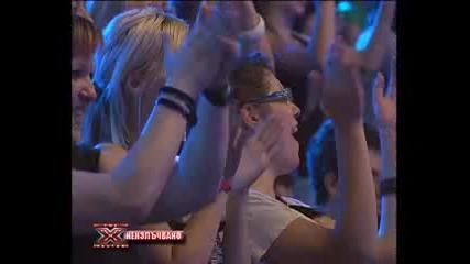Неизлъчвано Досега: Богомил Бонев - Уникалното второ изпълнене - X Factor Bulgaria