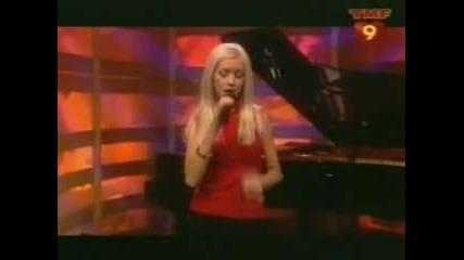 Chrisitna Aguilera At Last Tmf Live