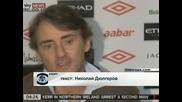 """Манчини може да върне Адебайор в """"Манчестър Сити"""""""