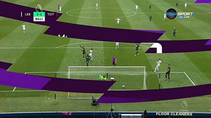 Лийдс си подпечата успеха срещу Тотнъм с трети гол