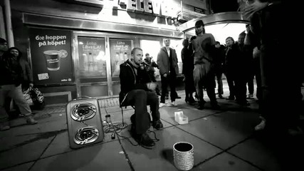 Дейв Кроу .. бийтбокс + Хармоника