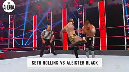 TODO lo que tienes que SABER antes de #RAW: WWE Ahora, Jun 1, 2020