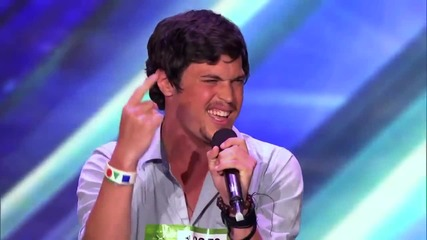 """The X Factor Usa 2013 - Alex & Sierra - Sultry Cover of Britney Spears """" Toxic """""""