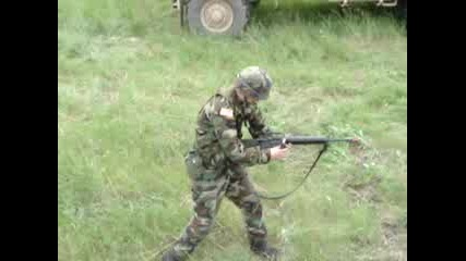 M16 - Засечки