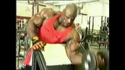 Bodybuilding - Pain - Will and Power