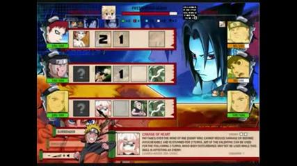Naruto - Arena Training
