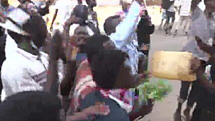 Sudan: Massive crowds march across Khartoum amid reports of military coup