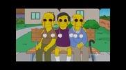 The Simpsons [семейство Симпсън]: Сезон 22 - Eпизод 15: Хапчета за радост [бг субтитри]