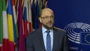 Belgium: EP President Schulz claims optimism over derailed CETA deal