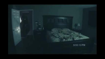 Paranormal Activity Rare ending Original sundance film festival alternate ending 2007