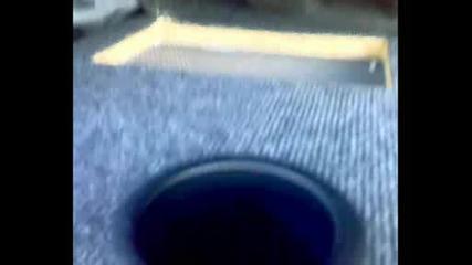 Bass In Fiat Brava