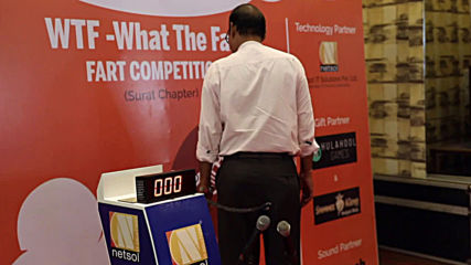 What The Fart! India's much-hyped contest ends as a flop
