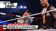 Big E, Becky Lynch, RK-Bro and more usher in new era of Raw: WWE Now, Oct. 25, 2021
