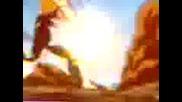 Vegeta majin kills goku(isn,t really true)