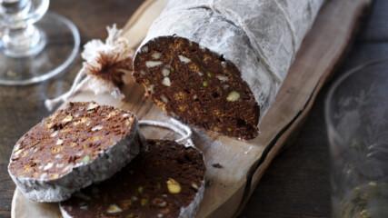 Шоколадов салам   Найджелисима   24Kitchen Bulgaria