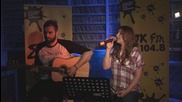 Helena Paparizou - Otan Aggeli Klaine by Sok Fm 104.8 (unplugged)