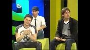 Music Idol 2 - Втори Малък Концерт - Иван Ангелов Комика 14.03.2008
