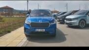 Авто Фест: електрическата Skoda Enyaq и BMW X2 плъг-ин хибрид