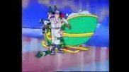 Инспектор Гаджет - Спасява Коледата - Анимация - Бг Аудио