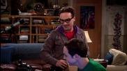 Теория за големия взрив / The Big Bang Theory Сезон 1 Епизод 13 Бг Аудио