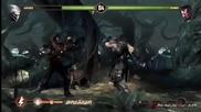 Mortal Kombat 9 Chapter 07 Smoke