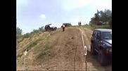 fiat panda al campionato regionale trial 09