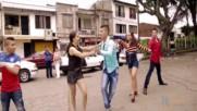 Salsa on the street!