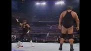 The Hurricane (c) vs. Big Show (wwf European Championship Match) - Wwf Smackdown 04.07.2001