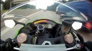 Kawasaki Ninja Zx-10r vs Audi Rs6 Abt 700 ps