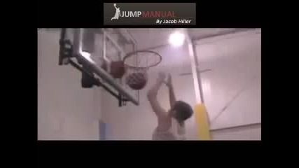 Learn How To Jump Higher with this Vertical Jump Training video