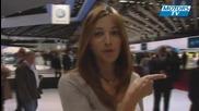 Les coups de coeur de Jade au Mondial de lauto 2010