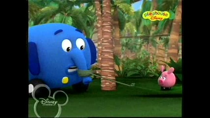 Кръстовище в джунглата - Лагуната на балоните