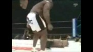 Bob Sapp Vs The Great Muta Част 1