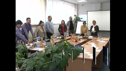 Преводачи се състезаваха пред комисия от журналисти и езиковеди