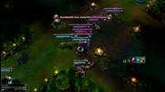 Bg League of Legends : Vladimir Pentakill