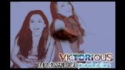 Ariana & Elizabeth ( Victorious )
