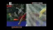 Испания 2 : 0 Юар 20.06.09