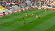 Украйна - Люксембург 3:0