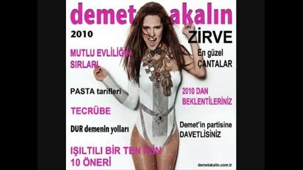 Страхотно Лятно ! Demet Akalin - Canta (2010)