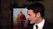 Anton Yelchin Talks Like Crazy At Movie Premiere