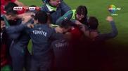 13.10.15 Турция - Исландия 1:0 *евро 2016 квалификации*