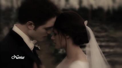 Зазоряване - Едуард и Бела// breaking dawn Edward and Bella//