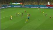World Cup 2014 / 1/2 финал Бразилия - Германия 1-7