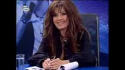 Music Idol 2 : Валентина Хасан - Смях до скасжане !