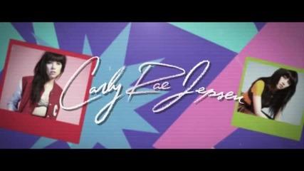 Официално Lyric Video! Carly Rae Jepsen - This Kiss